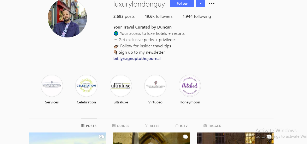 Top 10 Influencers for Boutique Hotels